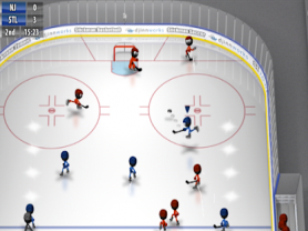 Stickman Ice Hockey 1
