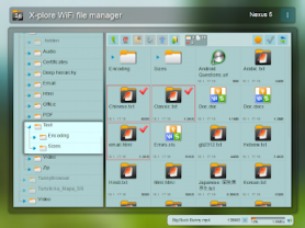 X-plore File Manager 2