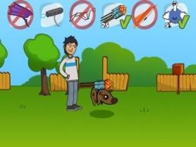 gratuitement paf le chien pour tablette