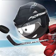 Télécharger Stickman Ice Hockey